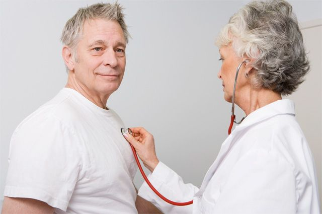 диагностика пенсионера