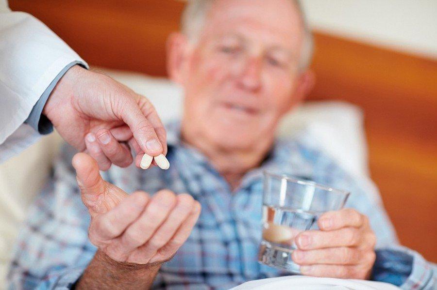 контроль за приемом лекарств