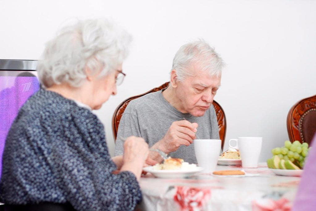 еда для пенсионеров