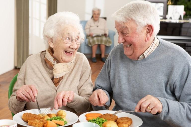 еда для пожилых