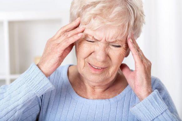 инсульт у бабушки