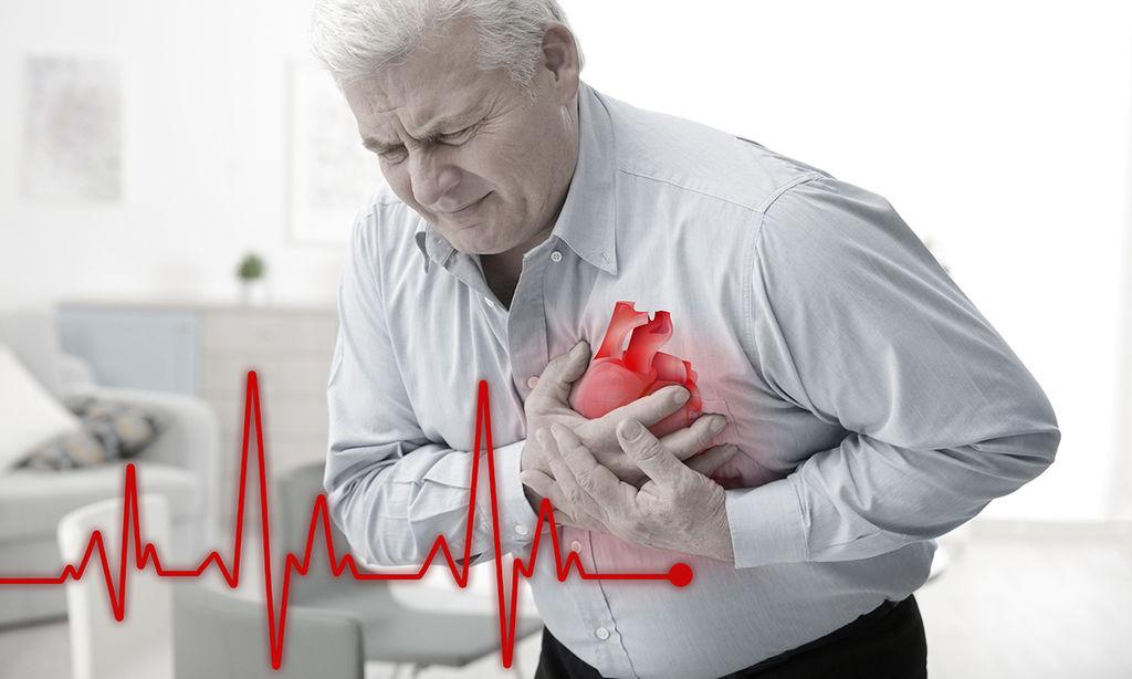 проблемы с сердцем у пенсионеров
