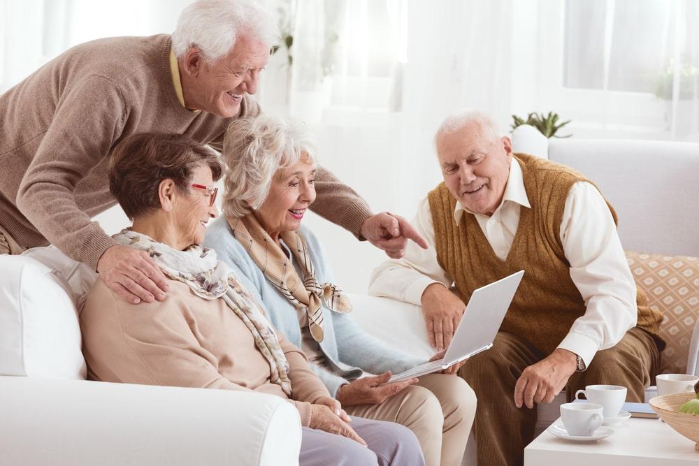 реабилиация пенсионеров